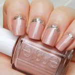 reverse-french-manicure-with-glitter