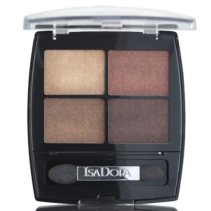Isadora-Fall-2016-Bohemian-Flair-Makeup-Collection-Eyeshadow-Quartet-3