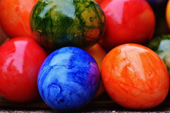 colorful-eggs-easter-food