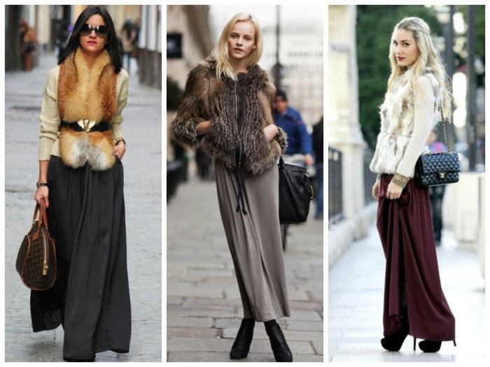 7249d74119 Tips for Wearing a Long Skirt in Winter | Fashion & Wear - Geniusbeauty