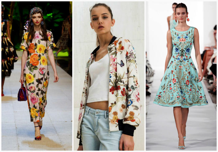 Spring Is The Best Time To Wear Clothes With Fl Patterns Coming No Exception Prints Have Been Dubbed Fashionable And Stylish