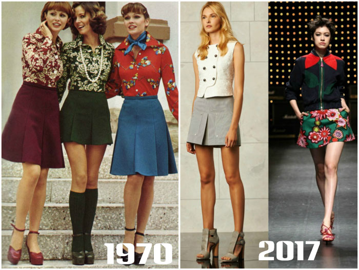 13 Fashion Items of the Past Making a Comeback in 2017 ...