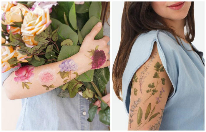 awesome scented temporary tattoos tattly fashion wear