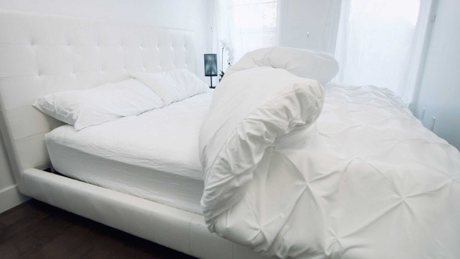 Self Making Climate Controlled Bed Smartduvet Breeze