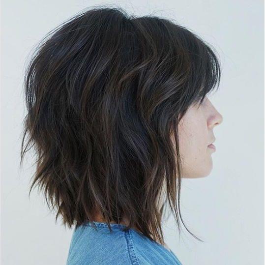 retro Shag haircut - pinterest